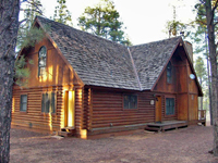 Log Cabin - Pinetop, AZ